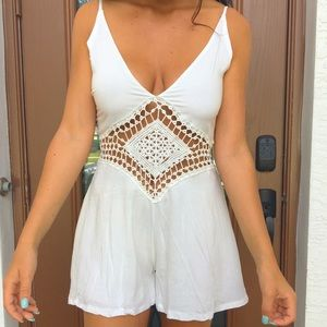 NEW! LF Crochet Romper